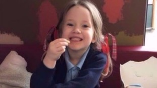 Nine years jail for hit-and-run driver who killed four-year-old Violet-Grace