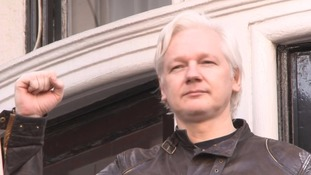 Julian Assange hails 'victory' as Swedish prosecutors drop rape investigation against him