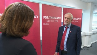 Mr Corbyn talks to our Political Correspondent Emma Hutchinson.