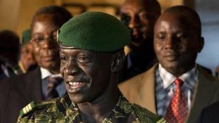 Junta leader Captain Amadou Haya Sanogo