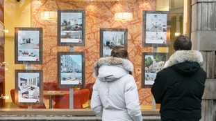 The offerings of estate agents are proving unaffordable to a generation of young potential buyers.