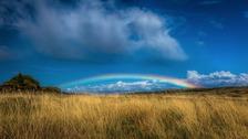 Sunshine and thundery showers SIMON McCABE