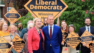 Tim Farron's party launched their election manifesto on Wednesday.