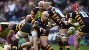 Wasps crush Leicester Tigers' dreams with late try