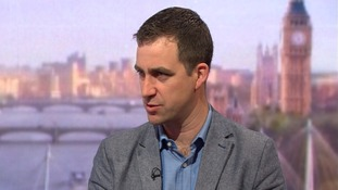 Brendan Cox on the Andrew Marr show.