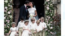 Berkshire's wedding of the year in pictures