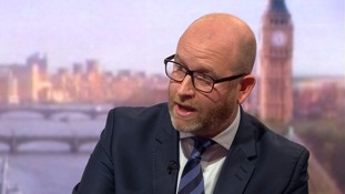 Paul Nuttall said Ukip would be the 'guard dogs' of Brexit.
