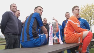 Cleethorpes Town prepare for first Wembley trip in FA Vase final