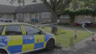 Bungalows cordoned off in Faversham after man's body found