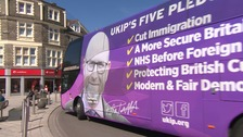 Ukip leader insists party can win again in Clacton
