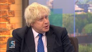 Boris Johnson calls Conservative social care overhaul 'responsible' and 'brave'