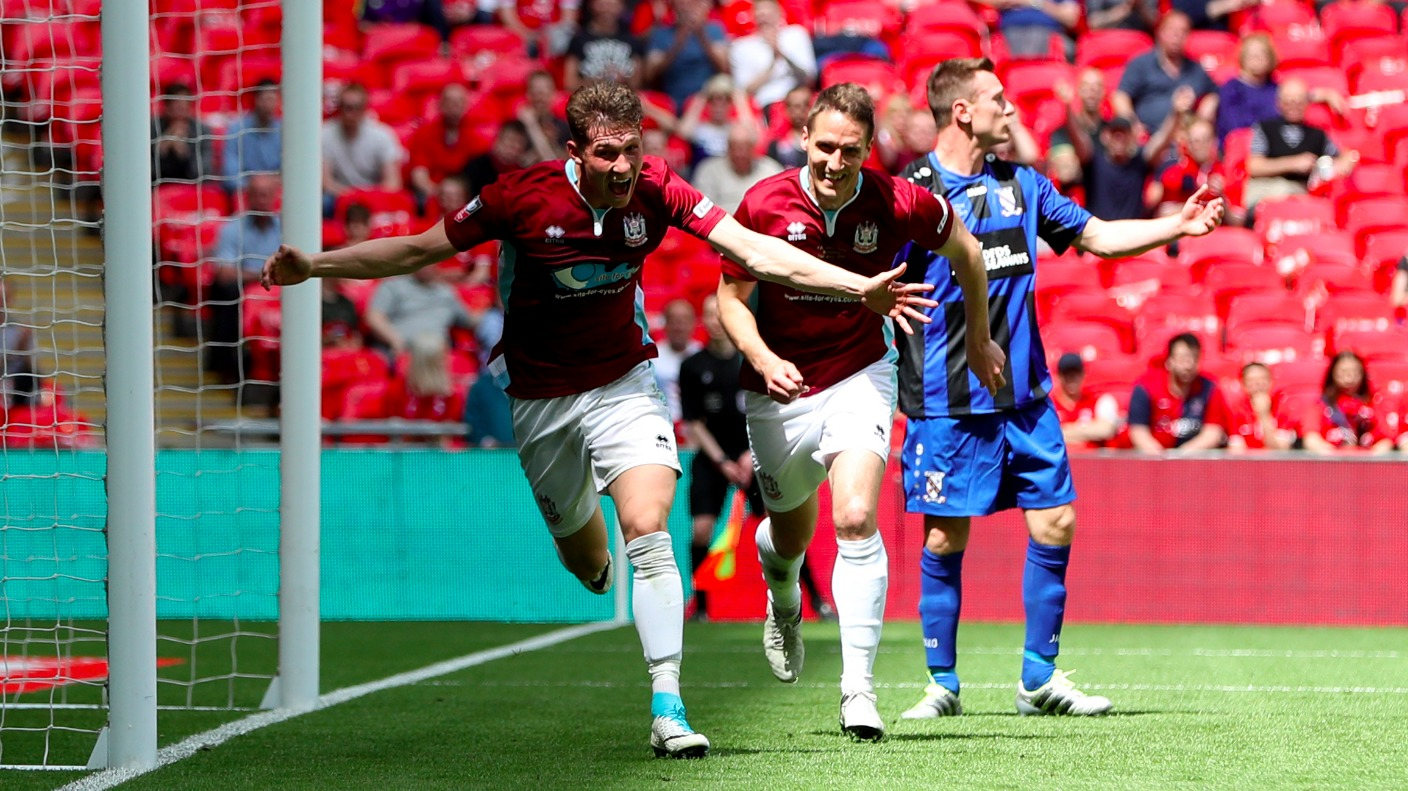 Blog south shields finish dream season with magnificent win blog south shields finish dream season with magnificent win tyne tees itv news floridaeventfo Image collections