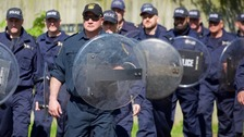 Canadian police travel to UK for major incident training