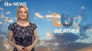 Sunday evening weather update with Kerrie
