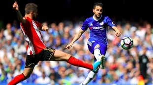 Sunderland end season with 5-1 loss at Stamford Bridge