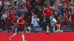 York City win FA Trophy at Wembley