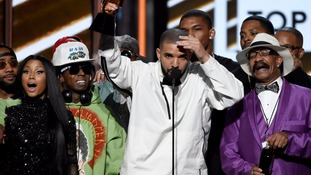 Drake scoops record 13 gongs at Billboard Music Awards