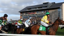 Flat racing season returns to Carlisle Racecourse