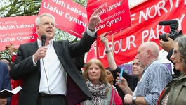 First Minister launches Labour's manifesto for Wales