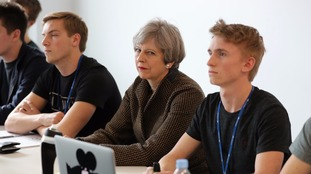 Tuition fees will continue to rise if Theresa May is re-elected.