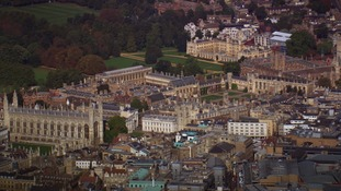 Cambridge has been ranked as the eighth most expensive city in the world for student housing.