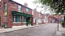 What's happened to Corrie's famous cobbles?
