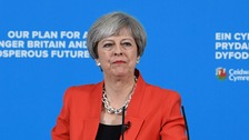 PM announces climbdown over Tory social care plan