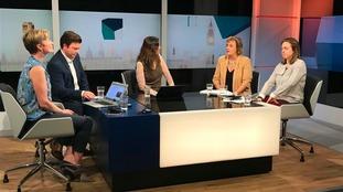 ITV Central Election 2017: Live debate