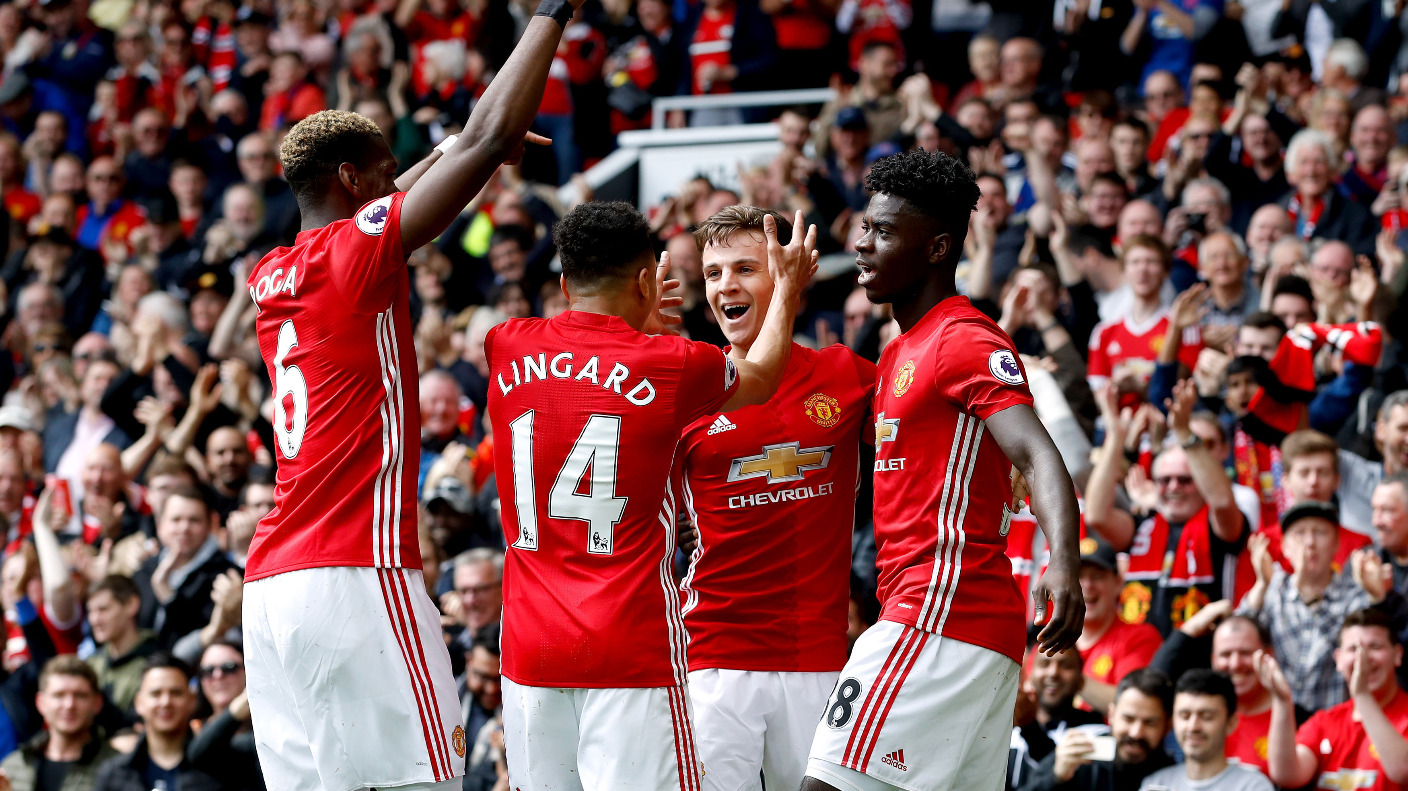 Man United: Manchester United To Play 'friendly' In Dublin