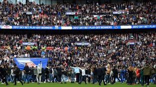 EFL condemns actions of 'mindless' Millwall fans