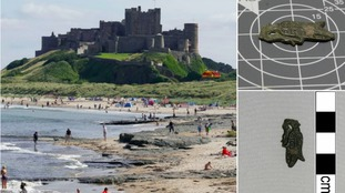 Anglo-Saxon artefact uncovered in Bamburgh dig