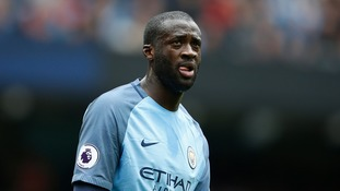 Yaya Toure says he wants to retire at Man City