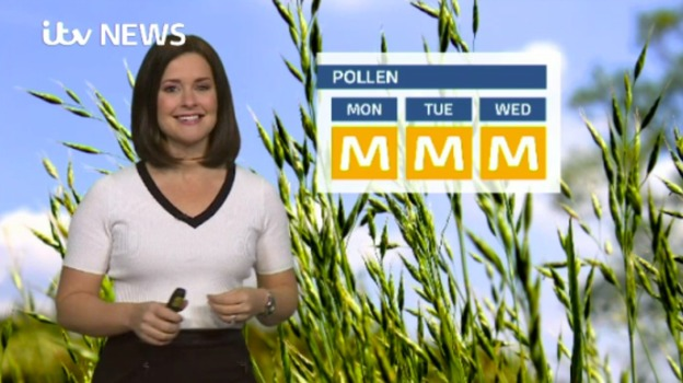 CEN_EAST_AND_WEST_LUNCH_POLLEN_MON_22ND_MAY