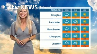 Monday weather update