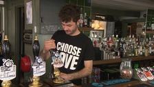 Norwich pub offers free pint to people who register to vote