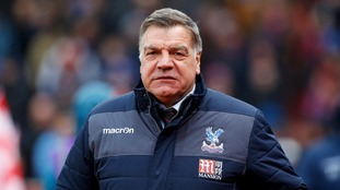 Allardyce braced for 'difficult' summer at Crystal Palace