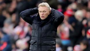 Moyes resigns from relegated Sunderland