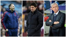 Ryan Giggs, Aitor Karanka and Alan Pardew are all in the frame for the Sunderland job