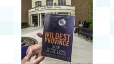 Lost book returned to library 4,000 miles away