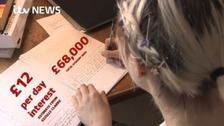 "Claims that interest on student loans ""scandalous"""