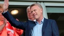 David Moyes has said goodbye to Sunderland after one season in charge