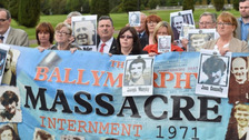 The Ballymurphy families will be in London on Tuesday to initiate civil proceedings.