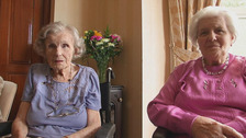 Gwen and Nan are two remarkable centenarians.