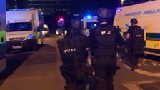Several dead and injured after 'Manchester Arena blast'