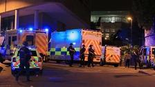 Live updates: 'Manchester Arena blast'