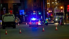 Manchester terror attack latest