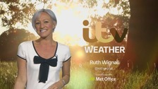 Wales Weather: Warm spells of sunshine!