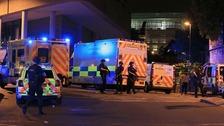 22 dead including children in Manchester Arena terror attack