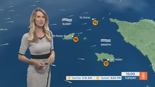 Some bright or sunny intervals. Mist or fog patches