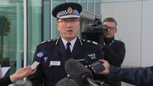 Greater Manchester Police chief constable Ian Hopkins confirmed the increased death toll.